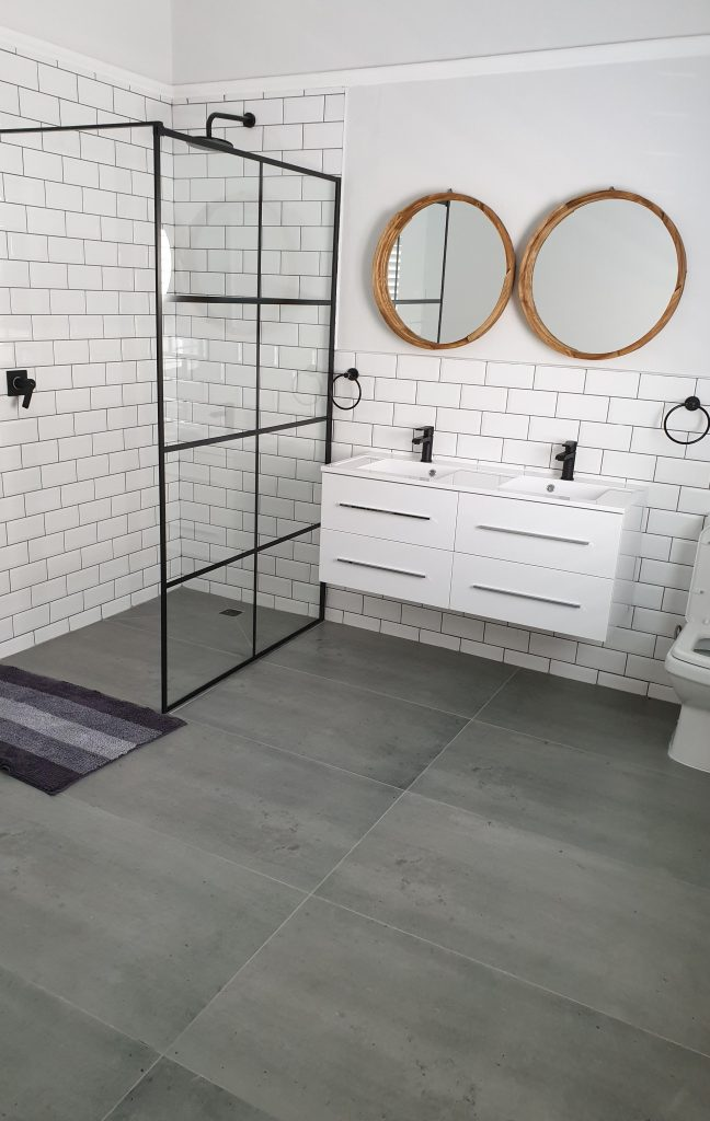 Bathroom Renovation, maintenance and handyman job completed in Cape Town
