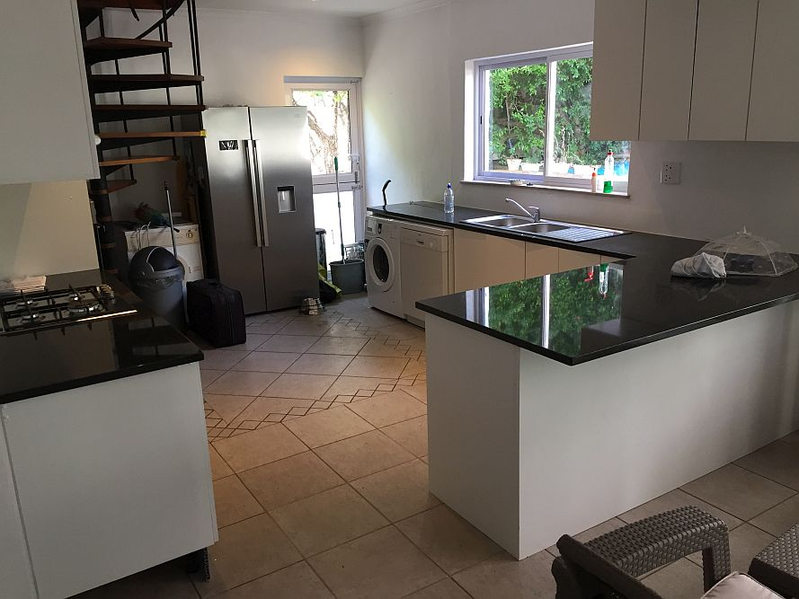 Kitchen Renovation Hout Bay Cape Town completed
