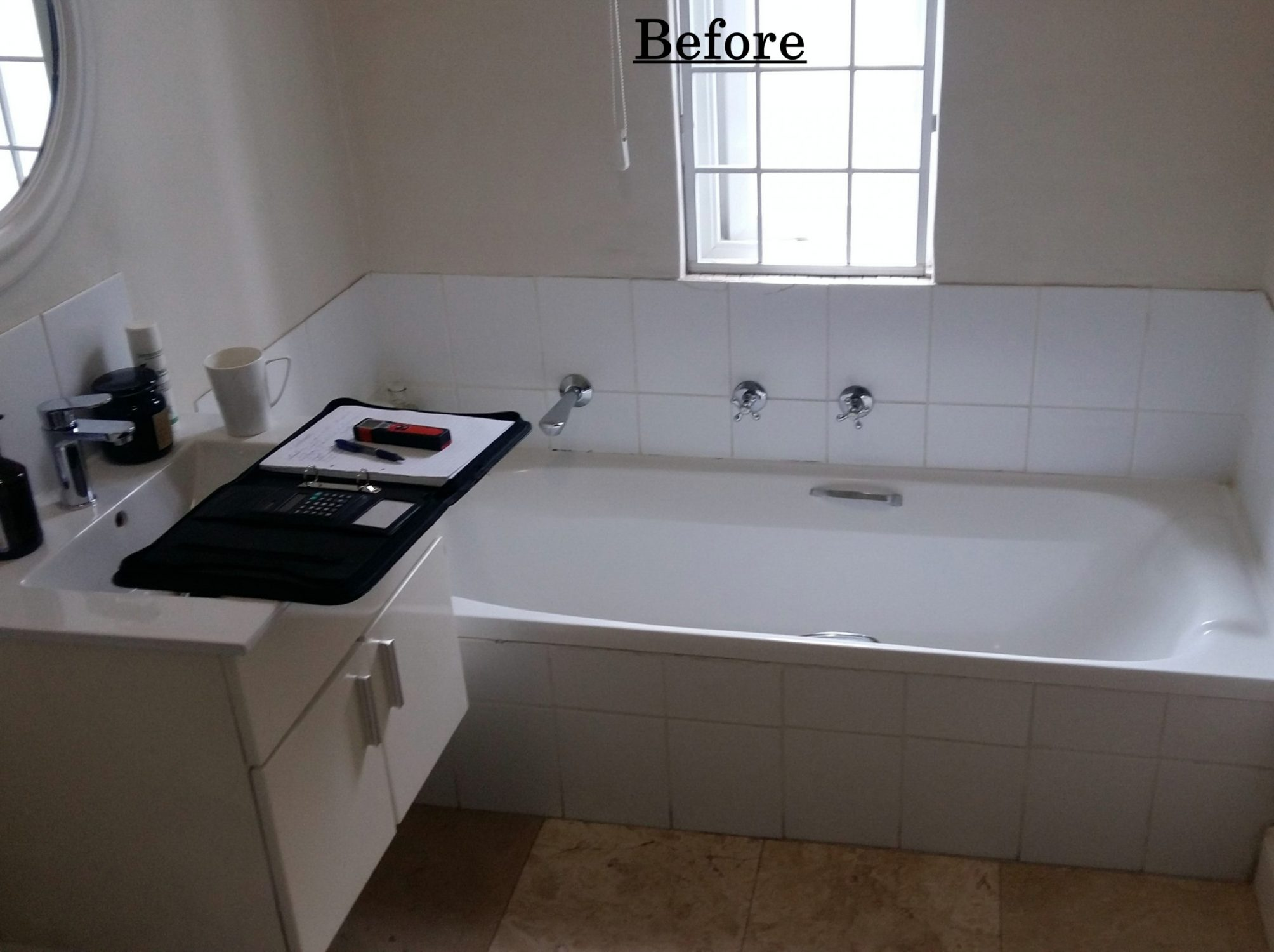 Bathroom Renovations Cape Town Before 1