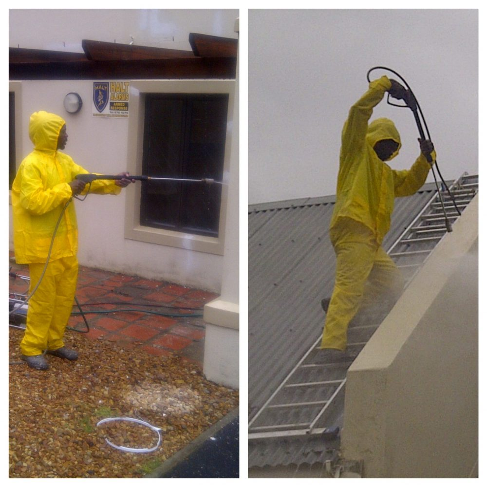 Painting Contractors High Pressure Washing